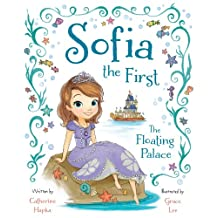Sofia the First:  The Floating Palace (Disney Storybook (eBook)) (English Edition)