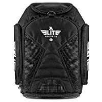 Elite Sports Sports Convertible Training Backpack Duffle Bag
