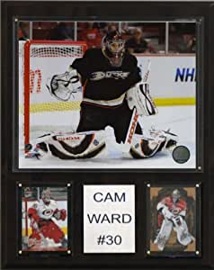 NHL Cam Ward Carolina Hurricanes Player Plaque