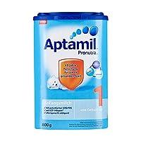 (跨境自营)(包税) Aptamil 爱他美 婴儿配方奶粉1段(0-6个月) 易乐罐 800g