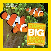National Geographic Little Kids First Big Book of the Ocean (National Geographic Little Kids First Big Books) (English Edition)