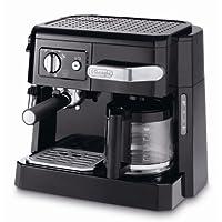 De'Longhi 意大利德龙 意式美式 滴滤泵压二合一咖啡机 BCO410(亚马逊自营商品, 由供应商配送)