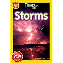 National Geographic Readers: Storms! (English Edition)