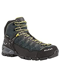 Salewa 男式 ALP Trainer MID GTX 技术方法鞋