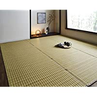 IKEHIKO CORPORATION 地毯 米色 江户间两榻榻米(约十平方米) PP地毯 燃气机 2102302