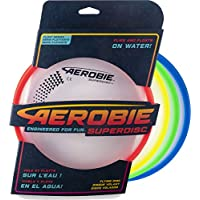 Aerobie – 6046399 – Aerobie Superdisc,飞盘精确骰子,颜色分类