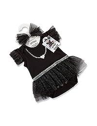 Baby Aspen My First 燕尾服 Black/White/Silver