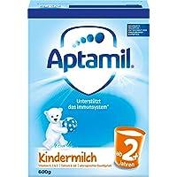 Aptamil 爱他美 幼儿奶粉 适用于2岁以上幼儿,5罐装(5 x 600g)