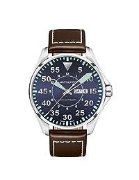 Hamilton Khaki 航空飞行员自动男式手表 Ref H64715545
