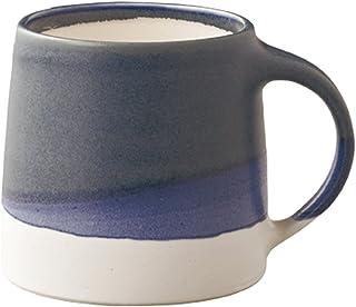 金托马克杯 SCS - S03320ml ネイビー×ホワイト