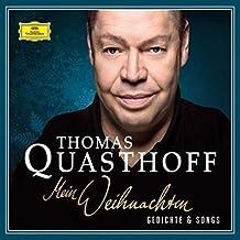 进口CD:圣诞故事/夸斯托夫 Mein Weihnachten/Thomas Quasthoff(CD)4793418