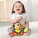 母婴店庆7周年,美国Skip Hop围巾小伙伴-猴子SH306201