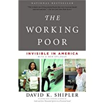 The Working Poor: Invisible in America (English Edition)