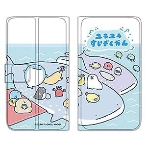 Study 優作保护套薄款印花翻盖 ユラユラ 饿了 . 越简单手机保护壳翻盖式适用于所有机型  ユラユラすいぞくかんC 8_ ZenFone5 501CG