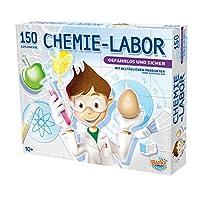 BUKI 8360 化学品 150 实验 Kinder 德语版本 -