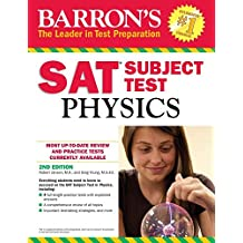 SAT Subject Test Physics (Barron's SAT Subject Test) (English Edition)