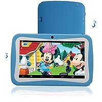 MYGED arbuyshop 17.8 厘米儿童安卓平板电脑 PC WiFi 蓝牙双摄像头 8 GB 1024 * 600 7 平板电脑适用于婴儿和儿童平板电脑,儿童*,粉色