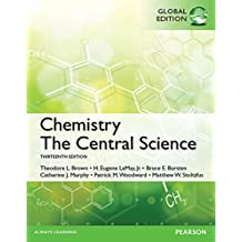 Chemistry: The Central Science, Global Edition (English Edition)