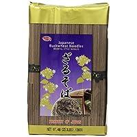 JFC International Zarusoba Noodle, 3 Pound (Pack of 6)
