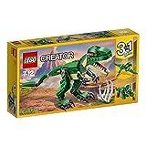 【4月新品】 LEGO 乐高 Creator 创意百变系列 凶猛霸王龙 31058 7-12岁 积木玩具