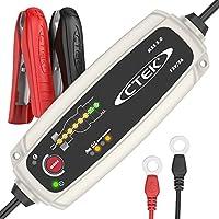 CTEK MXS 5.0 自动温度补偿蓄电池充电器