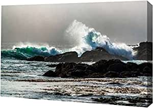 PrintArt GW-POD-33-K2496D-12x8 艺术微喷画布艺术印刷品,30.48cm X 20.32cm