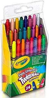 Crayola?–?8特大蠟筆 assorted colours