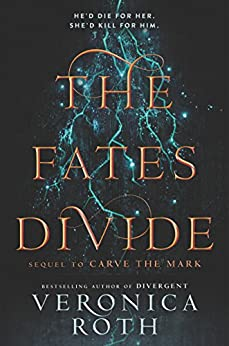 """The Fates Divide (Carve the Mark Book 2)"",作者:[Roth, Veronica]"