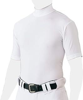 ZETT(ZETT)棒球 汗衫 高领 短袖 轻薄贴合型 BO1820