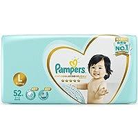 Pampers 帮宝适 一级帮 纸尿裤 大包装大码 L52片(6个月-12个月)(9-14KG)(日本进口)