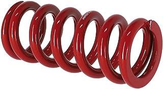RockShox 男女通用,公制线圈,长度 134 毫米,春季旅行(47.5-55 毫米),红色,600LB