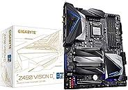 GIGABYTE 技嘉 Z490 Vision D (Intel LGA1200/Z490/ATX/3xM.2/Dual Thunderbolt 3/SATA 6Gb/s/USB 3.2 Gen 2/Intel WiFi