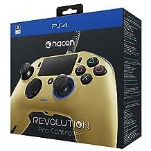 Nacon Revolution Pro Controller (PS4) 金色