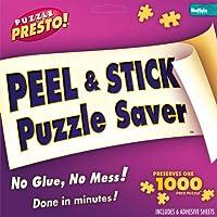 Buffalo Games Puzzle Presto 剥开&粘拼图保护程序:保留拼图成品的原始方法,也是非常好的方法!