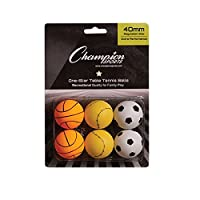 Champion Sports Recreational 1 星乒乓球