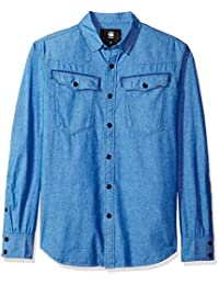 G-STAR 男式正装衬衫