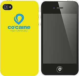 co:caine SLAP 单键保护膜适用于苹果 iPhone 4/4S72103 霓虹灯