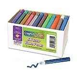 Chenille Kraft Glitter Glue Pens, Assorted 10cc Tube, 72 per Pack (CKC338000)