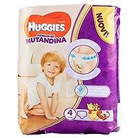 Huggies 尿布裤,睡衣 - 儿童/女孩,一次性纸尿裤,9-14 千克,多色,15 件