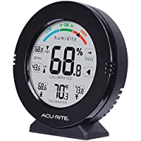 AcuRite 01080 Pro Accuracy室内温度湿度监测器 带报警功能