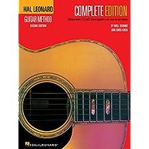 Hal Leonard Guitar Method,  - Complete Edition: Books 1, 2 and 3 (English Edition)