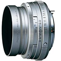 Pentax 宾得 smc PENTAX-FA43mmF1.9 Limited 镜头(银色)