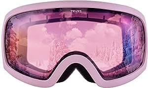 Traverse Sports Varia Goggles, Dusk/Rose
