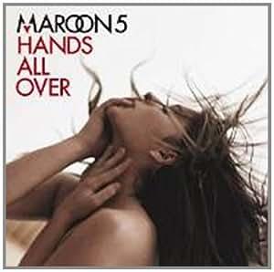 魔力红 Maroon 5:爱不释手 Hands All Over(CD)