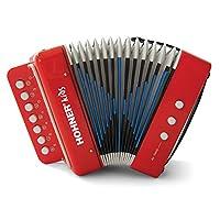 Hohner Kids UC102R 音乐玩具手风琴