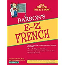 E-Z French (Barron's Easy Way) (French Edition)