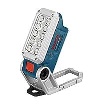 Bosch Bare 工具 FL12 12 伏特 LED 无绳工作灯 2 Ah FL12