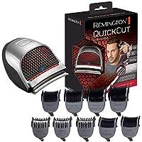 Remington 雷明登 快速剪发器 配有9种长度的梳子弯曲刀片,用于快速修剪头发细节 带存储袋-HC4250