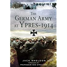 The German Army at Ypres 1914 (English Edition)