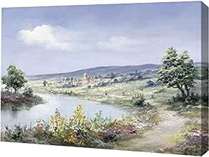 PrintArt GW-POD-55-RW2004-06-20x14 油画艺术印刷品,50.80cm X 35.56cm